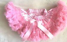 Pink Princess FLUFFY Pettiskirt Petticoat Tutu - Size XS=12M-18M Photo prop