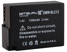 Mitsuru® Battery for Panasonic BLC-12 DMW-BLC12