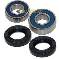 Rear Wheel Ball Bearings Seals Kit Fits SUZUKI RM80 RM80S 1984-2001