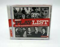 UNCUT Playlist NEW CD Arctic Monkeys The Jam Squeeze Billy Bragg Wire