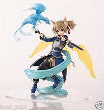 SAO Sword Art Online ALO Silica Shirika with Pin 16cm PVC Figure