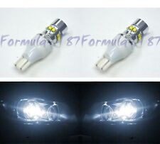 LED Light 50W 921 White 5000K Two Bulbs Back Up Reverse Replacement Upgrade OE