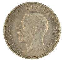 George V 1932 Shilling GEF/Unirculated