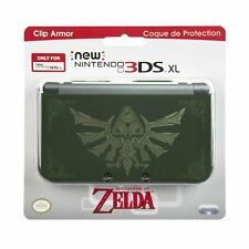 New Nintendo 3ds XL clip armour ZELDA cover plate *SEALED* RARE SALE!
