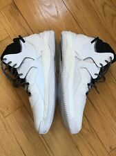 New Adidas PrimKnit D Rose 7 Basketball Shoes, Men's Size 13, White/Black
