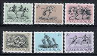Luxemburg 1952 Mi. 495-500 Postfrisch 100% Olympische Spiele, Helsinki