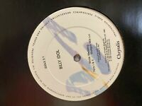 "BILLY IDOL WHITE WEDDING MEGA IDOL MIX 12"" IMPORT CHRYSALIS 1985 IDOLX5"