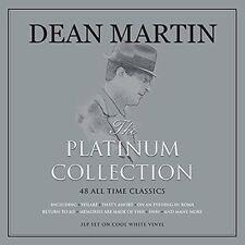 DEAN MARTIN - PLATINUM COLLECTION (180 GR WEISSES VINYL) 3 VINYL LP NEUF