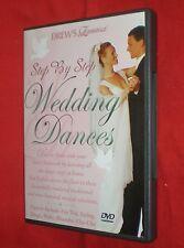 PRISTINE  RARE Step by Step Wedding Dances DVD Planner Preacher Mother of Bride
