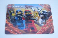 LEGO Ninjago - 1 x 3D Karte