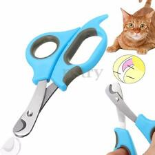 Pet Nail Clipper Cutter Scissors Dog Cat Puppy Rabbit Toe Claw Care Paw Grooming