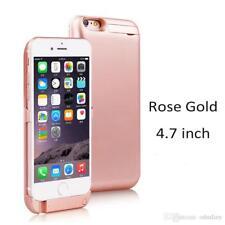 Rosa caso Batería 10000 mAh Cubierta Cargador Externo Power Pack Para iPhone 6 6S UK