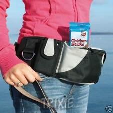 Trixie holgados Cinturón Perro caminar tratar titular Bum Bag cinturón de cadera