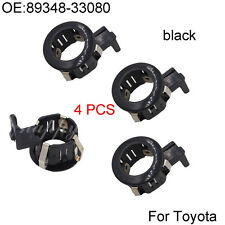 4pcs PDC Parking Assist Sensor Retainer For 2007-2013 Toyota Tundra 89348-33080