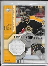 01-02 Mask Collection Byron Dafoe Super Stoppers Jersey