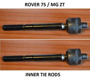 2x Rover 75 MG ZT Steering Rack Inner Tie Rod QAB000230 BRAND NEW PAIR