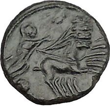 CONSTANTINE I the GREAT Cult  Heaven Horse Chariot Ancient Roman Coin i51082