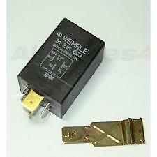 LAND ROVER DISCOVERY 200 & 300 TDI GLOW PLUG TIMER RELAY - NEW RELAY - PRC6913