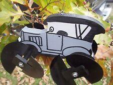 Model T Mini Whirligigs Whirligig Windmill Yard Art Hand made from wood
