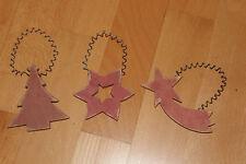 Weihnachtsbaumschmuck Tanne, Stern, Sternschnuppel, klein aber fein