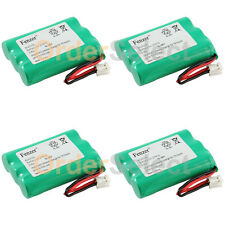 4 NEW Rechargeable Phone Battery for GP GP60AAAH3BMJ GP65AAAH3BMJ Lenmar CBD-958