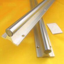 SBR16 Fully Supported Linear Rail Shaft SBR16*1000mm DIA. 16mm 1M x 1Pcs