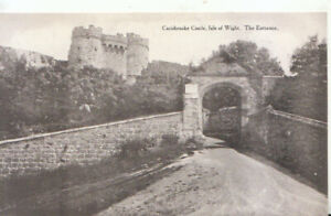 Isle of Wight Postcard - Carisbrooke Castle - The Entrance - Ref TZ5945