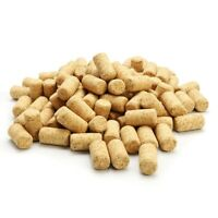 1X(100Pcs Straight Wood Corks Wine Stopper Wood Bottle Stopper Cone Type Wi7M8)