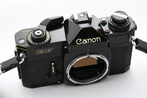 Canon EF, Gehäuse Spiegelreflexkamera