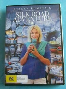 JOANNA LUMLEY'S SILK ROAD ADVENTURE DVD NEW SEALED Region 4