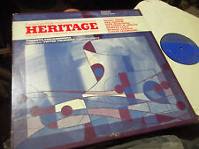 "CANADIAN SYMPHONIC FOLK LP ""HERITAGE"" NEIL CHOTEM HOWARD CABLE JOHN WEINZWEIG NM"