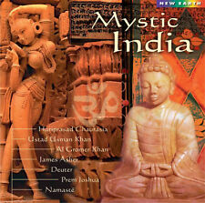 Mystic India = Asher/Deuter/namste/Joshua... = CD = TRIBAL down ritmo ambient!!!