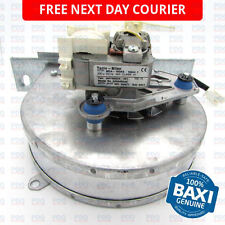 Baxi Solo WM 70/4PF Boiler Fan 227161 - GENUINE, BRAND NEW & FREE NEXT DAY P&P