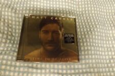 matt cardle time to be alive cd new sealed 2018 free post