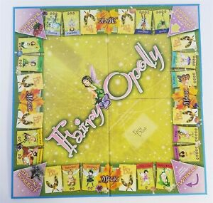 Fairy Opoly Fairyopoly Game Board Only / Late for the Sky