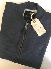 Men's Medium Knit No Pattern Zip Jumpers & Cardigans