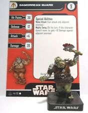Star Wars Miniature League Promo, Gamorrean Guard,Miniature Alternet Paint NIB