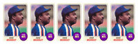 (5) 1993 Sports Cards #29 Eddie Murray Baseball Card Lot New York Mets