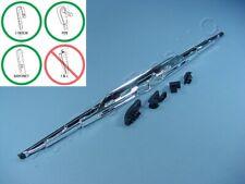 "Pilot Automotive 20"" Universal Hot Rod GTR Chrome Designer Wiper Blade"
