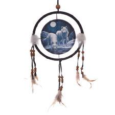 Lisa Parker 'Warriors of Winter' Wolves 16cm Dreamcatcher