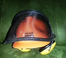 Dolmar  Helmset , Forsthelm Sicherheitshelm mit Visier und Gehörschutz