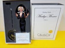 Marilyn Monroe Doll Limited Edition 4,999 Leading Ladies series 1 Franklin 2003