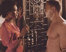 NAOMIE HARRIS SIGNED JAMES BOND 007 SKYFALL MISS MONEYPENNY PHOTO - UACC RD