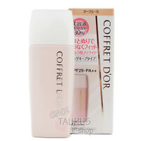 Kanebo COFFRET D'OR SILK FIT LIQUID UV EX FOUNDATION 25ml SPF29 PA++
