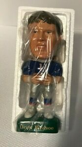 Drew Bledsoe New England Patriots NFL Great Of The Game SAM Porcelain Bobblehead