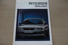 186457) Mitsubishi Galant Prospekt 04/1989