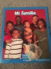 Mi familia - Wonder Readers en Espanol
