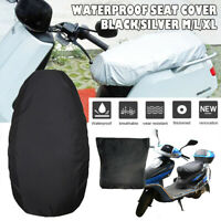 210DOxford Waterproof Motorcycle Scooter Seat Snow Cover Rain Dust UV Protection
