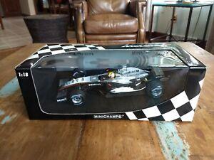 Minichamps 1:18 McLaren Mercedes MP4-20 Juan Montoya 2005 Formula 1 530 051810
