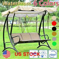 Outdoor Garden Patio Swing Canopy Seat